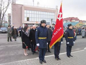 День освобождения Тихвина от нф захватчиков.Фото 001