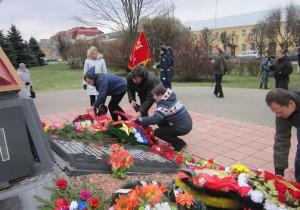 День освобождения Тихвина от нф захватчиков.Фото 005